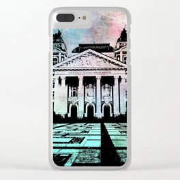 The theatre Clear iPhone Case