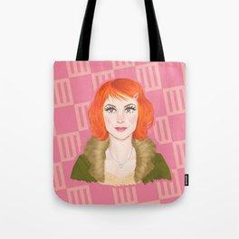 HW #6 Tote Bag