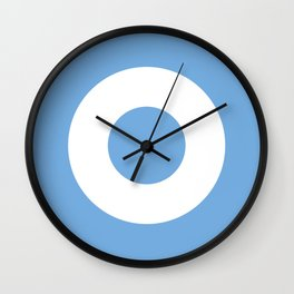 argentina country roundel Wall Clock