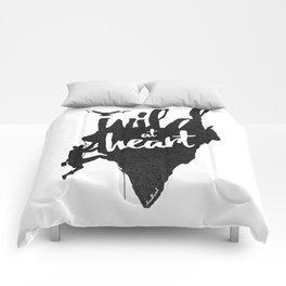 Wild at Heart Comforters