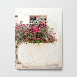 Havana Blooms Metal Print
