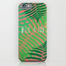WILD & FAB Slim Case iPhone 6s