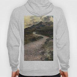 Mountains o Skye Island Hoody