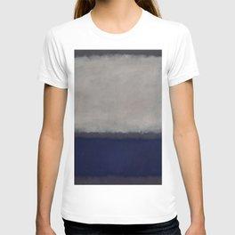 Blue and Grey - Mark Rothko T-shirt