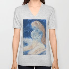 Lonely Submission Unisex V-Neck