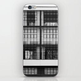 Bauhaus Facade iPhone Skin