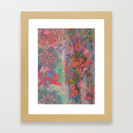 Tracy Porter / Poetic Wanderlust: Good Vibes Only Framed Art Print