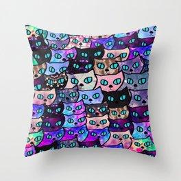 cat-64 Throw Pillow