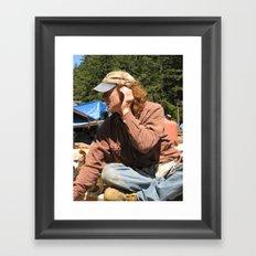Dory Dan Framed Art Print
