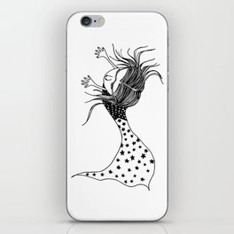 Wannabe Mermaid iPhone Skin