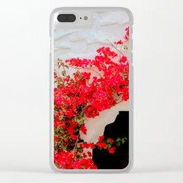In Trim Shape Clear iPhone Case