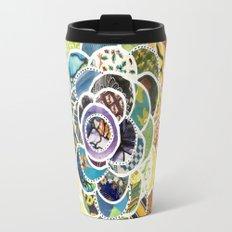 Rainbowbloom Travel Mug