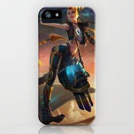 Odyssey Jinx League Of Legends iPhone Case