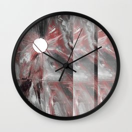 color_3 Wall Clock