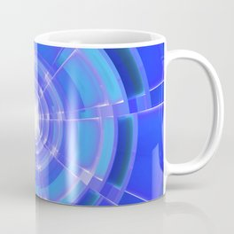 Sapphire Scope Coffee Mug