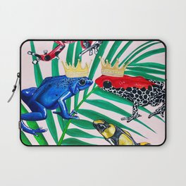 Frog Painting Laptop Sleeve