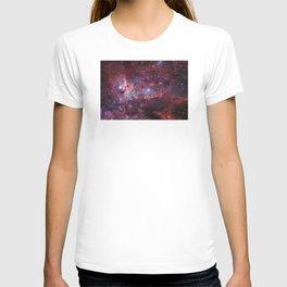 Carina Nebula of the Milky Way Galaxy T-shirt