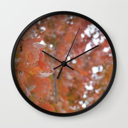 Beautie in the Small things Wall Clock