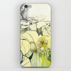 bird life 2 iPhone & iPod Skin