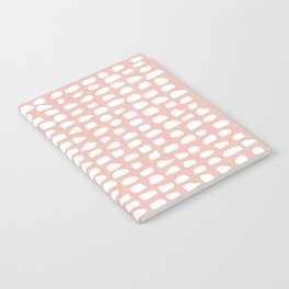 Dots / Pink Notebook