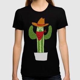 Cowboy Cactus T-shirt