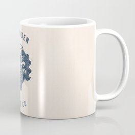Mermaiden Coffee Co. Coffee Mug