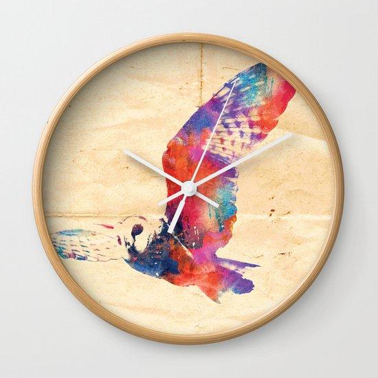 Its a hoot Wall Clock