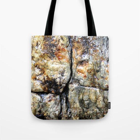 COLORFUL ROCK Tote Bag