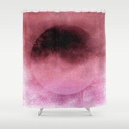 Circle Composition VI Shower Curtain