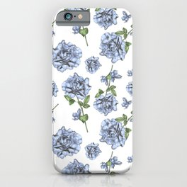 Sweet Roses iPhone Case