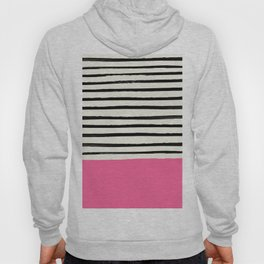 Watermelon & Stripes Hoody