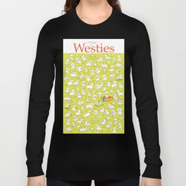A Waggle of Westies Long Sleeve T-shirt