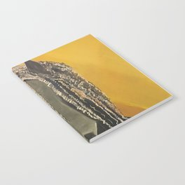 Yellow Horse Notebook