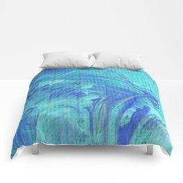 Friendship Waves Comforters