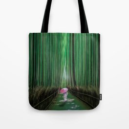 Arashiyama, Kyoto Japan Tote Bag