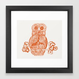 Nice to See You Framed Art Print