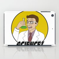 science iPad Cases featuring Science! by Great Opportunitees