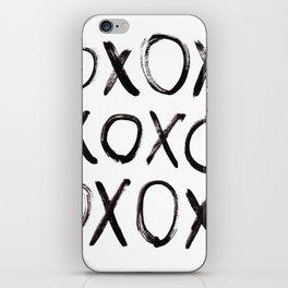 xo  iPhone Skin