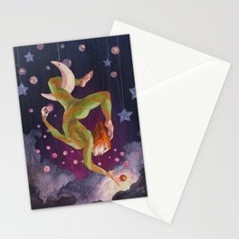 Aerial Dream Stationery Cards