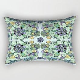 Leafy greens Rectangular Pillow
