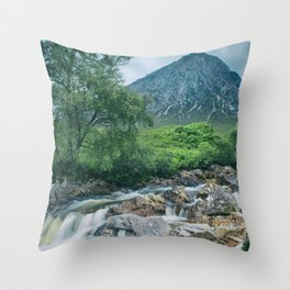 The Great Herdsman III Throw Pillow