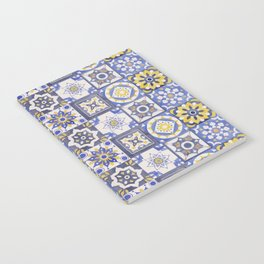 Talavera Ceramics Notebook