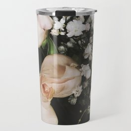 Delicate Breaths Travel Mug
