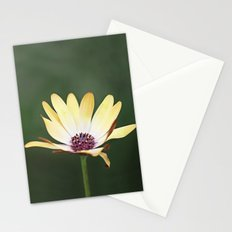 He Loves Me, He Loves Me Not Stationery Cards