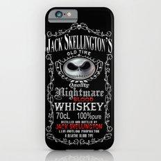 Halloween Parody Nightmare jack skellington iPhone 6 Slim Case