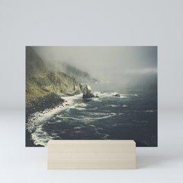 Pacific Coast Way Mini Art Print