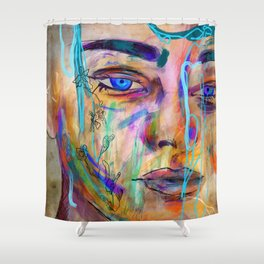 Day Dream 5 Shower Curtain