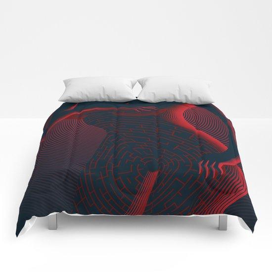 WOMAZE Comforters