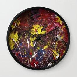 Vexation of Sleep Deprivation ( Re-Tardis )  Wall Clock
