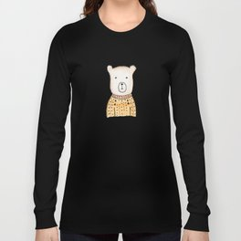 Bear Long Sleeve T-shirt